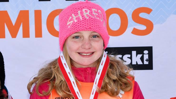 Nina Hunziker aus Selzach konnte sich fürs Finale qualifizieren