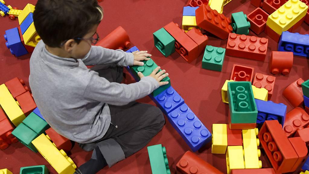 Das Design von Legosteinen ist schützenswert. Das hat das Europäische Gericht entschieden. Das Urteil dürfte Lego-Nachahmern das Leben erschweren.(Archivbild)