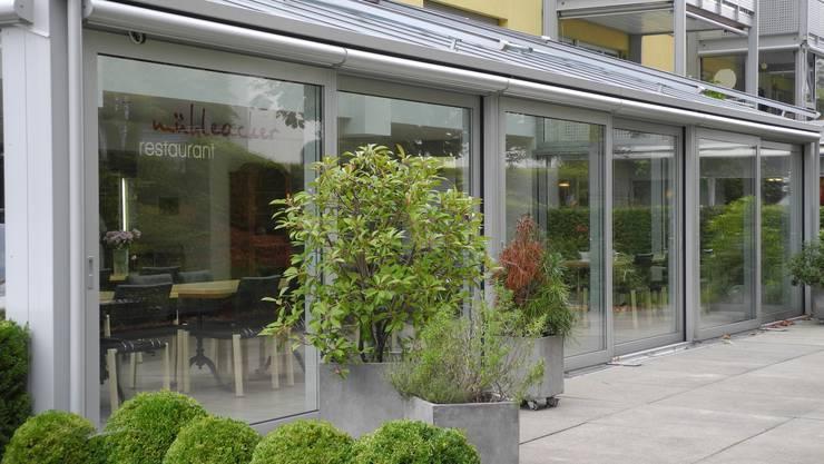 Das Restaurant Mühleacker steht seit Mai leer. Nun wird darin schon bald wieder gekocht.
