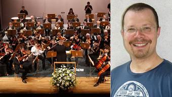 Ruwen Kronenberg ist der neue Dirigent des Grenchner Stadtorchesters.