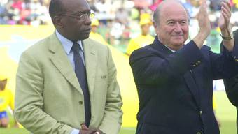 Jack Warner (links) wird lebenslang gesperrt