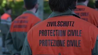 Der Aargauer Regierungsrat sorgt sich um die tiefen Bestände im Zivilschutz.