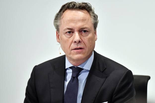 UBS-CEO Ralph Hamers.