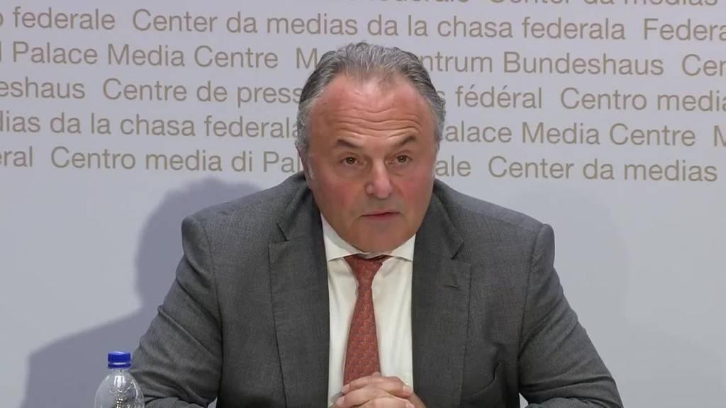 Komplette Pressekonferenz des Bundes vom 23. Oktober 2020
