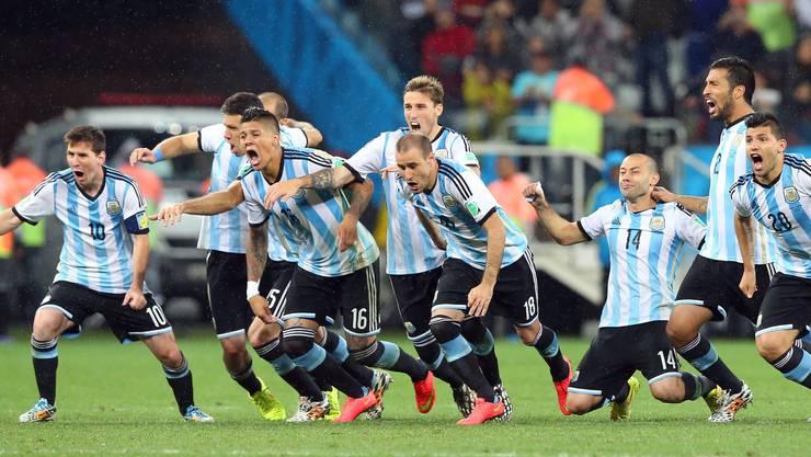 Argentinien steht im WM-Final