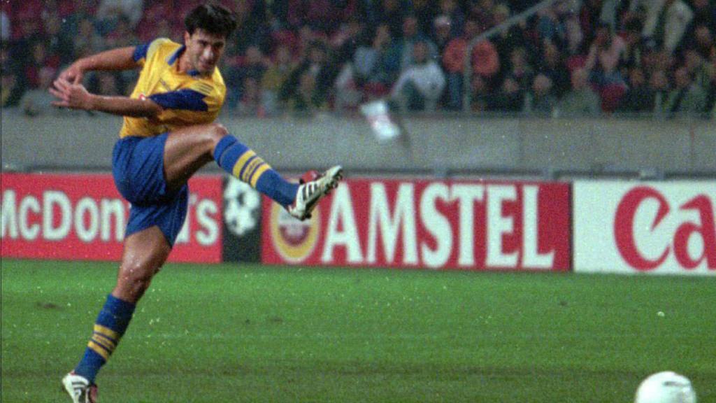 Murat Yakins Traumtor gegen das beste Team