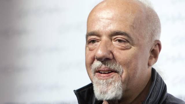 Brasilianischer Author Paulo Coelho (Archiv)