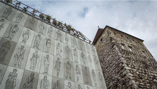 Das neue Stadtmuseum wird im März des nächsten Jahres eröffnet.