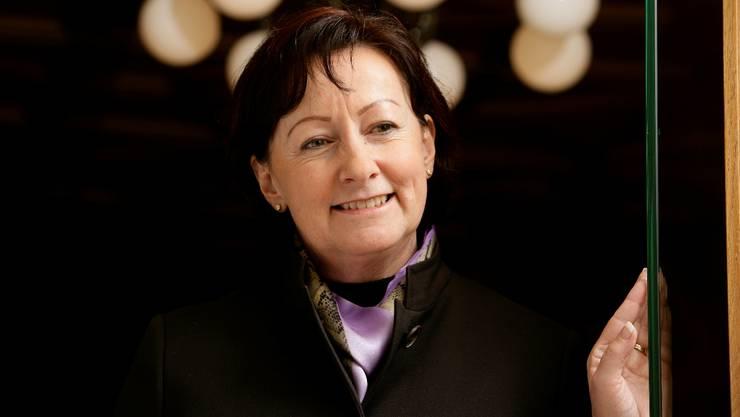 Sylvia Flückiger-Bäni, Nationalrätin SVP/AG und Unternehmerin aus Schöftland, hat ehrgeizige Ziele.