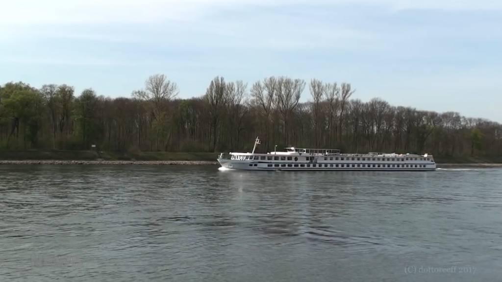 Superspreader: Corona-Ausbruch auf Flussfahrtschiff von Passau nach Frankfurt
