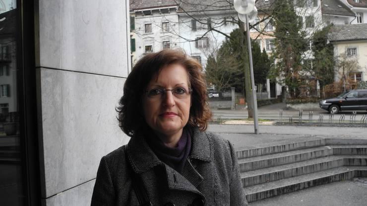 Renate Auderset, 56 aus Zuchwil