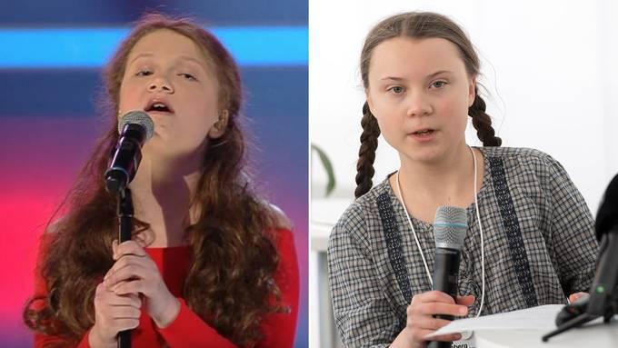 Beata Ernman (links) galt bislang vor allem als «die Schwester von Greta Thunberg» – das soll sich in diesem Jahr ändern.
