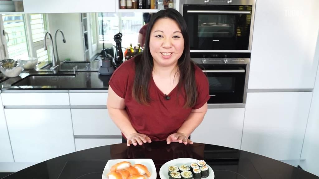 Sushi schon mal selber gemacht? Lydia zeigt dir, wie's geht