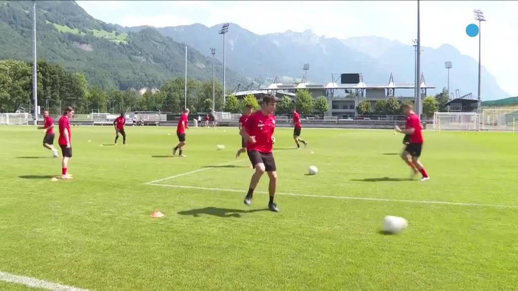 Fürstliche Ausgangslage: FC Vaduz schnuppert am Aufstieg