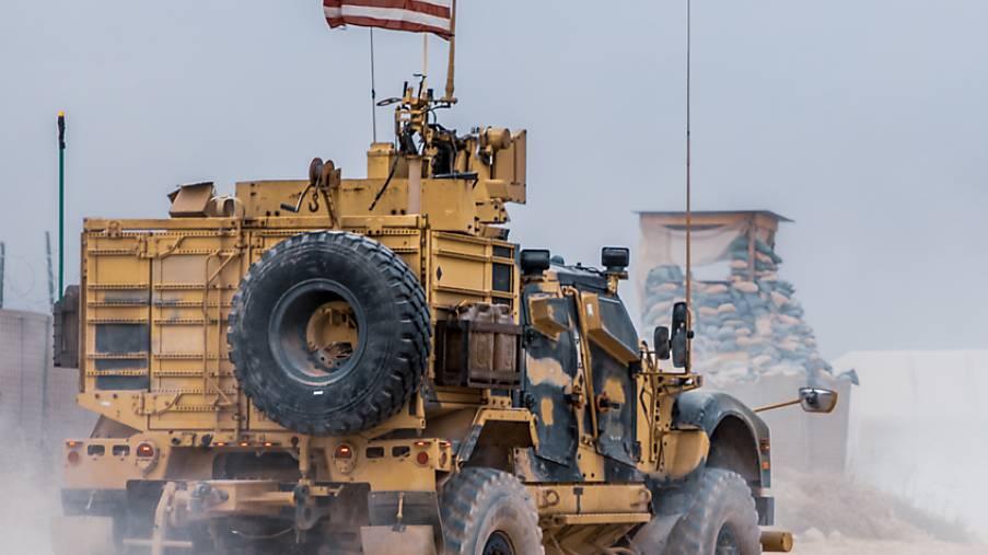 Weiterhin knapp tausend US-Soldaten in Syrien im Einsatz