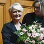 Isabelle Moret neue Nationalratspräsidentin (2.12.2019)