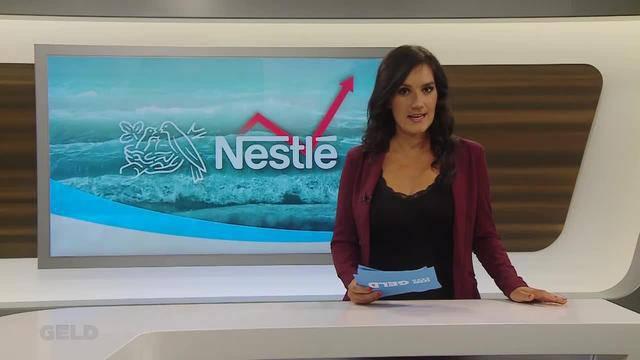Aufregung bei Nestlé / Busse für Google / Frischer Wind bei Baloise