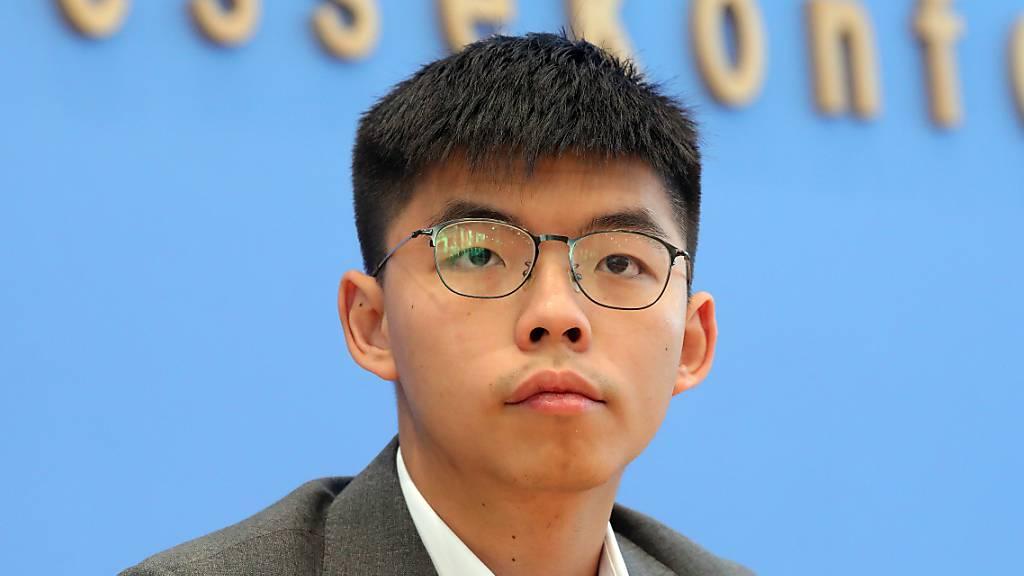 Hongkonger Pro-Demokratie-Partei Demosisto löst sich auf