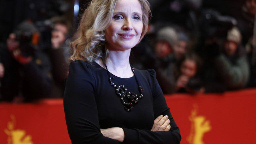 Julie Delpy ist für eine schonungslose Kindererziehung: Die Schauspielerin sagt ihrem Sohn, dass er von zu viel Süssigkeiten Diabetes bekommen und den Fuss verlieren kann (Archiv).