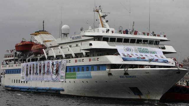 Das Schiff der Hilfsflotte für Gaza darf nicht von Griechenland aus in See stechen (Symbolbild)