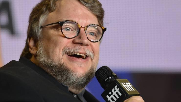 """Selbst wenn er pro Film nur einen Menschen erreichen würde: Der mexikanische Regisseur Guillermo del Toro (""""The Shape of Water"""") wäre zufrieden mit seiner Arbeit."""