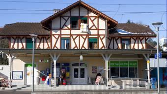Im Bahnhof von Beinwil am See hat ein avec-Shop eröffnet.