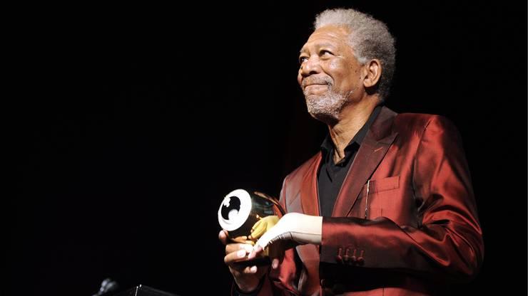 Morgan Freeman am Zurich Film Festival 2009
