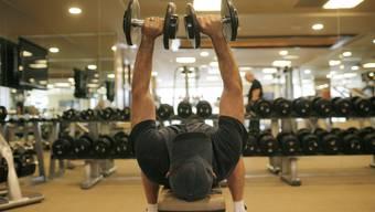 In Basel finden sich mittlerweile fünfzig Fitnesscenter und -studios. In diesem Jahr kommen weitere dazu.  Keystone