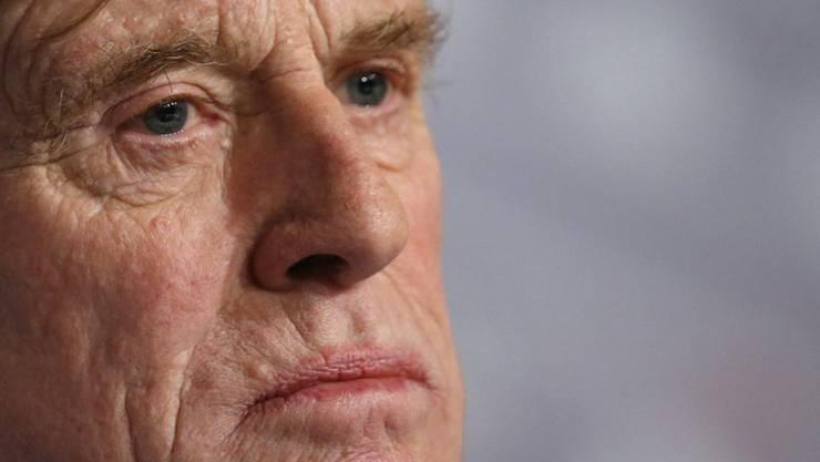 Robert Redford sorgt sich um die Umwelt: Am Klimatreffen der Vereinten Nationen forderte er rasches Handeln (Archiv)
