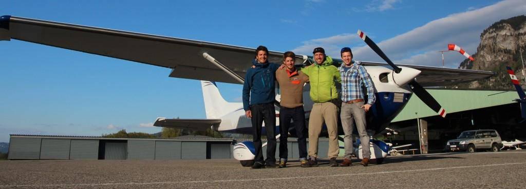 Das Flug-Team
