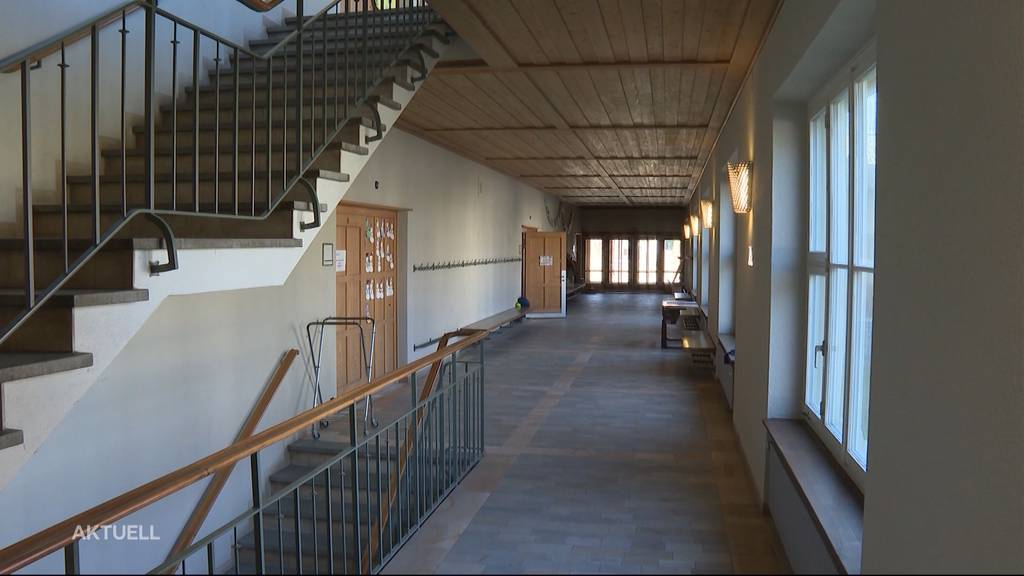 500 Aarauer Gönhard-Schulkinder müssen in Quarantäne