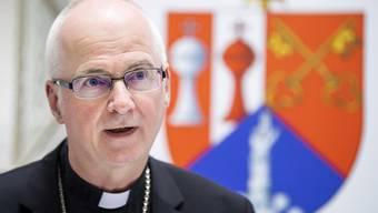 Bischof Charles Morerod äusserte sich zu den Vorwürfen gegen einen Freiburger Pfarrer.