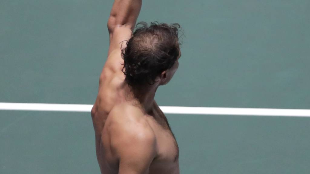 Nadal mit gelungenem Einstand im Davis-Cup-Final