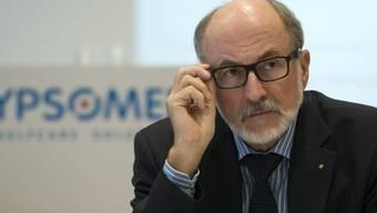 Willy Michel, Verwaltungsratspräsident und CEO von Ypsomed (Archiv)