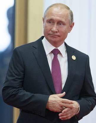 Wladimir Putin: Trump hat erstaunlich viel Verständnis für ihn.