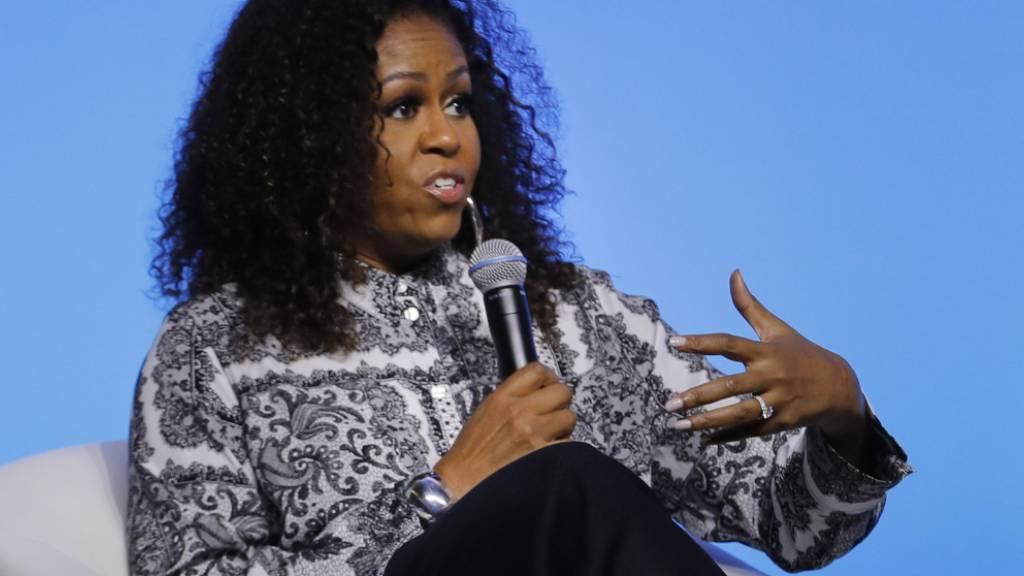 Rassismus in USA: Michelle Obama besorgt, wenn Töchter Auto fahren