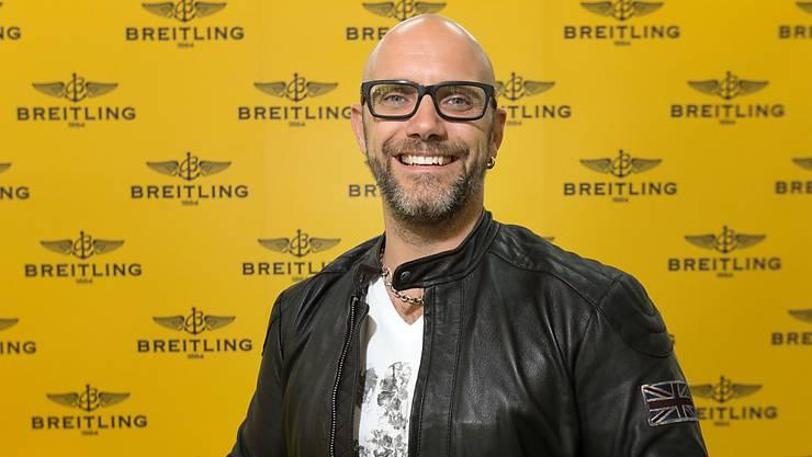 Hat genug vom Streit mit einer Anwohnerin: Der Berneroberländer TV-Koch René Schudel. (Archivbild)