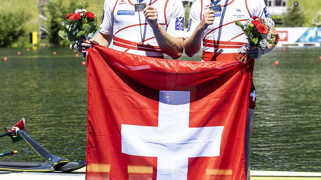 Weltcup-Sieg für Röösli/Delarze in Polen