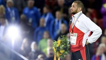 Kariem Hussein holt für die Schweiz EM-Gold!