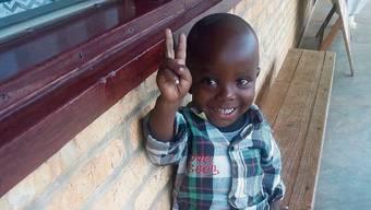Dank der Hilfe aus der Schweiz erhalten Kinder wie der kleine Bruce in Ruanda die nötige medizinische Behandlung.