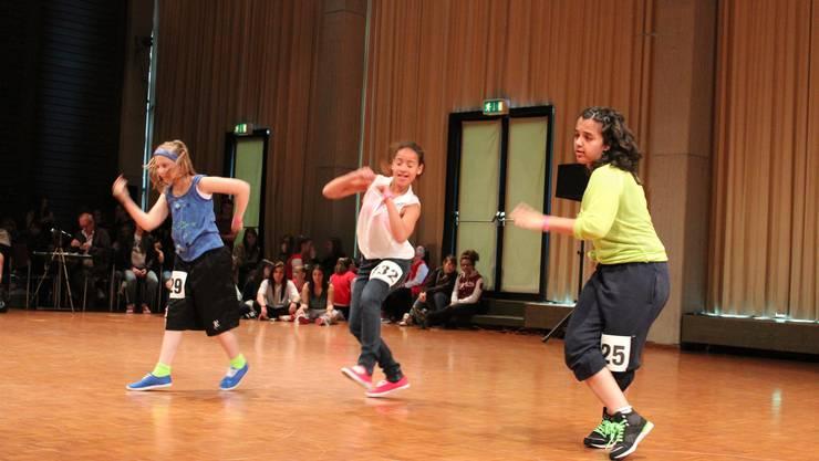 Solo Tänzer Mädchen 2