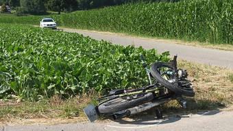Was die Frau Gemeindeammann und ein ehemaliger Landwirt zum Unfall sagen, erfahren Sie im Bericht von Tele M1.