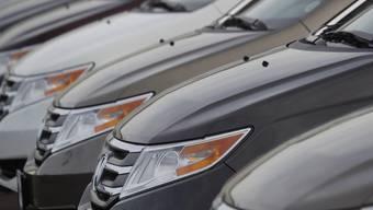 Ebenfalls von den defekten Bremsen betroffen: Odyssey-Minivans von Honda (Symbolbild)