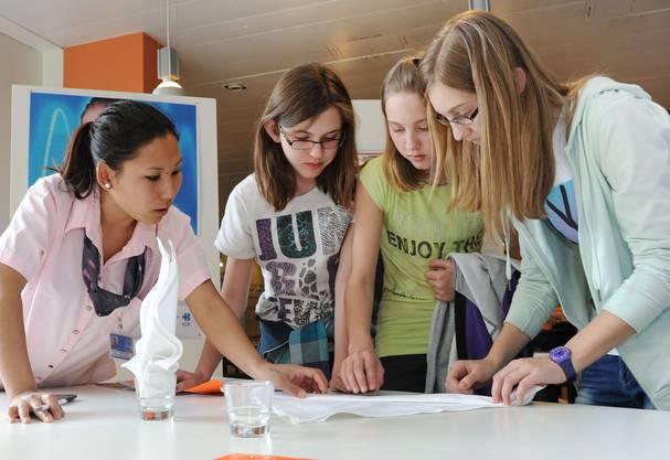 Ausbildung Hauswirtschaft EFZ/EBA.