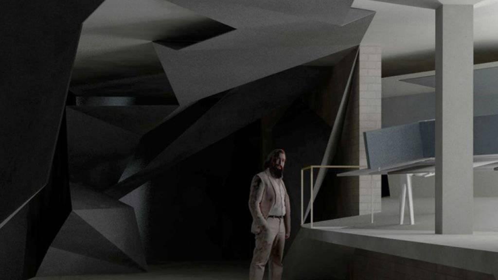 Am «designer's saturday» in Langenthal zeigen rund 70 Aussteller ihre neuesten Design-Kreationen - hier beispielsweise Wandpaneele, welche die Raumakustik kontrollieren. (z.V.g. acousticpearls)