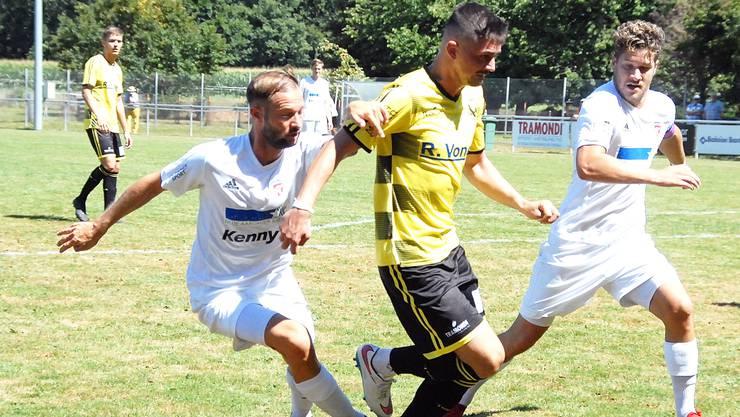 Der FC Dulliken war gegen Aegeri erfolgreich.
