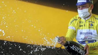 Der Belgier Remco Evenepoel gehört trotz seiner erst 20 Jahre schon zu den Allerbesten im Profi-Radsport