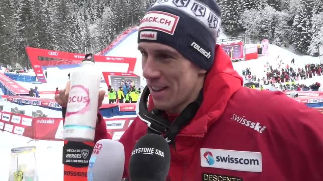 Wengen: Yule und Zenhäusern verpassen im Slalom das Podest nur knapp