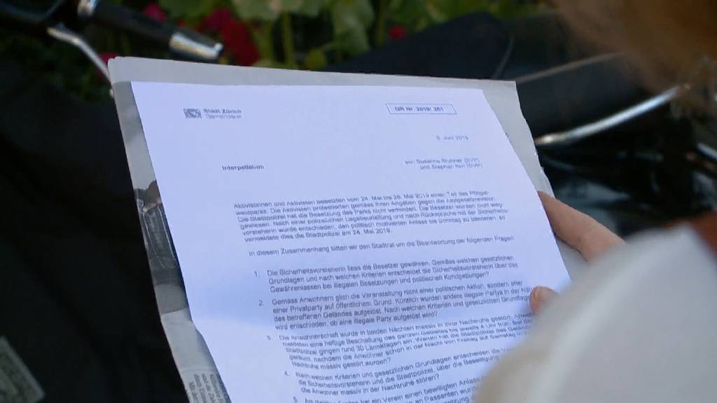 Zürcher Gemeinderat debattiert über Sprach-Polizei