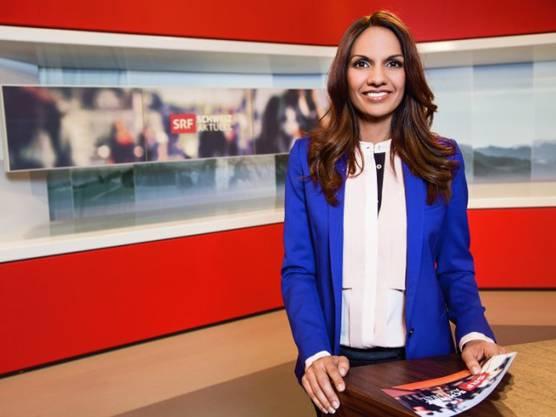 Im Oktober 2014 begann sie ihre Arbeit als Redaktorin bei «Schweiz aktuell». Ab 2015 arbeitete sie auch als Moderatorin.